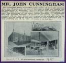 Cummingham's Bakery - 1905 & [image fixe]