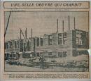 Construction - rue St-Denis [image fixe]