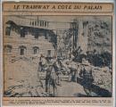 Construction pour les rails de tramways [image fixe]